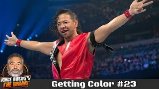 Getting Color #23 w/ Vince Russo & Big Vito