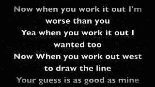 Coldplay - God put a smile upon your face (lyrics)