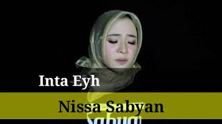 Download lagu Nissa Sabyan Enta Eih Mp3