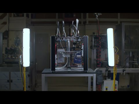 The E3D ToolChanger & Motion System with ASMBL™ Enabled