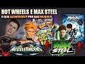 O Que Aconteceu Com As Anima es Da Hot Wheels E Max Ste