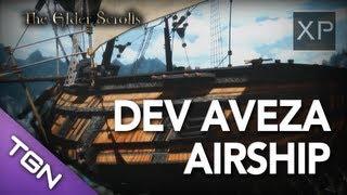 ★ Skyrim - Mod Library #2 - Dev Aveza Airship