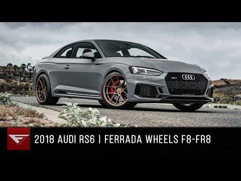 2018 Audi RS5 | One Awesome Audi | Ferrada Wheels F8-FR8