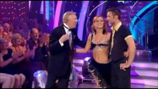 Harry Judd @ Strictly Come Dancing, Oct 1, 2011