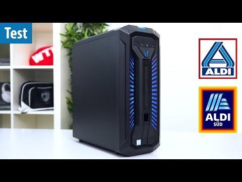 Diesmal wirklich spieletauglich: ALDI-PC Medion Erazer X67015 im Test   #Gaming-PC