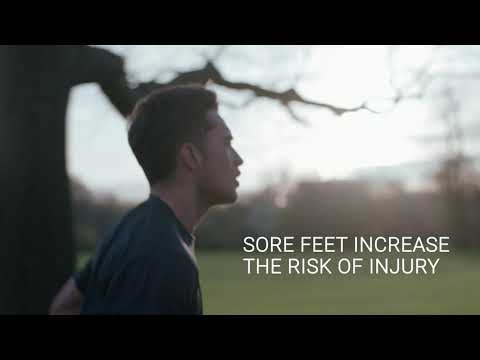 Run fast, recover faster with OOFOS