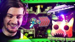 100% THE BEST LEVELS I'VE EVER PLAYED    Geometry Dash (Part 33)