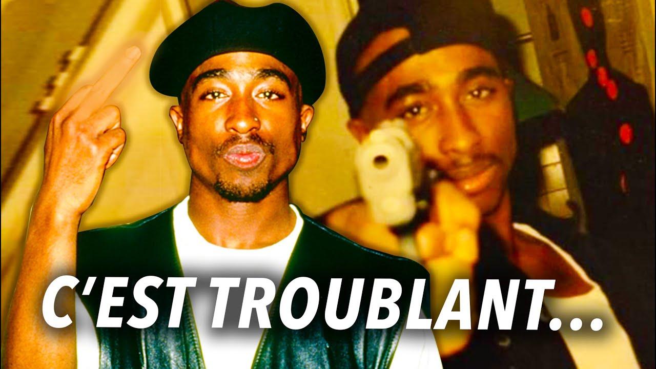 Une Théorie Folle sur Tupac.
