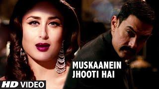 Talaash Muskaanein Jhooti Hai Full Video Song   Aamir Khan, Kareena Kapoor, Rani Mukherjee