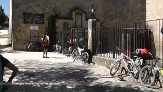 preview picture of video 'CAMINO DE SANTIAGO. ETAPA PUENTE LA REINA - VILLAMAYOR DE MONJARDIN'