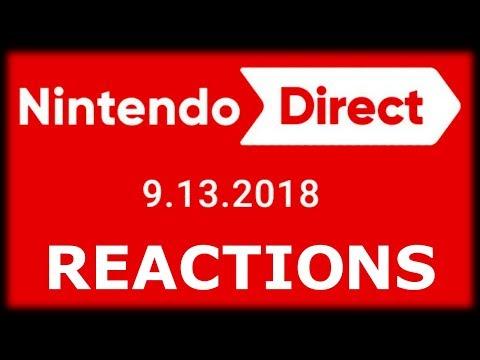 LUIGI'S MANSION 3, FINAL FANTASY, AND SMASH BROS ULTIMATE   Nintendo Direct 9.23.2018 Reactions (видео)