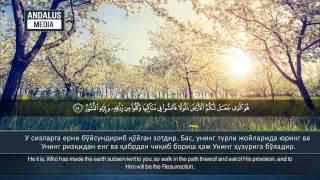 Сиз излаган қироат | Мулк сураси - Муҳаммад Ал-Муқит тиловати