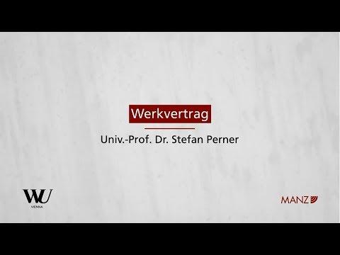 Perner/Spitzer/Kodek, Bürgerliches Recht(5), 4.4: K. 1 – Werkvertrag