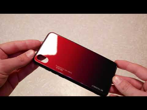 Чехол Стекло для Xiaomi