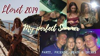 LLORET De Mar 2019: Party, Friends, Fun & Beach // Perfect Summer // Marieke Emilia