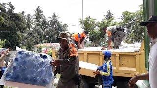 Hari Terakhir Bertugas di Palu, Tim Tanggap Ibukota Distribusikan Bantuan Enam Ton untuk Tiga Desa