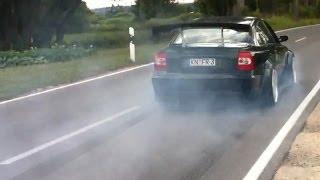 Fastest VW Passat in the World