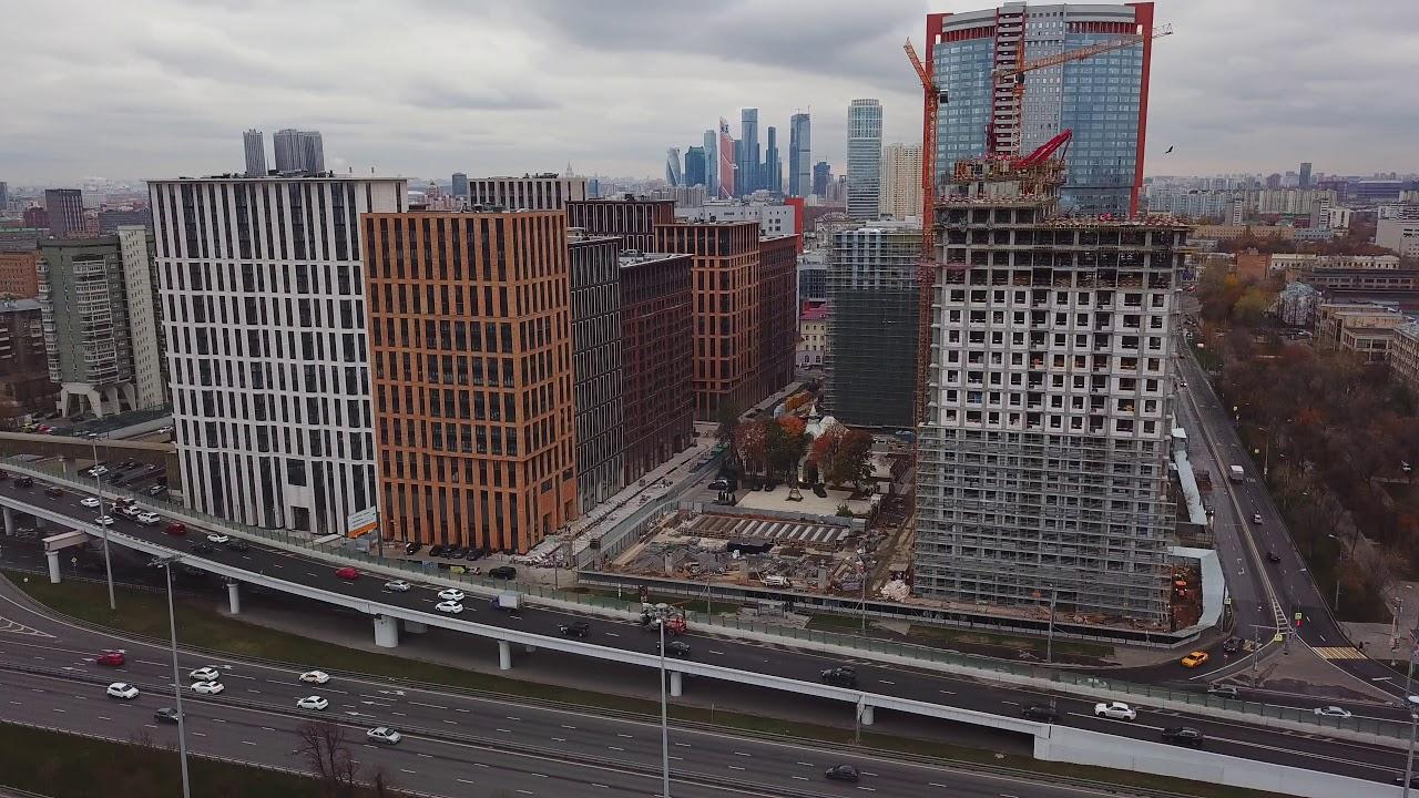 Видео МФК Царская площадь