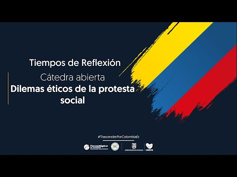 Dilemas éticos de la protesta social
