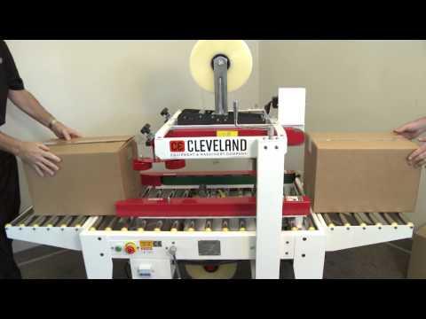 CE 554TB Carton Sealer CE-554TS Uniform Semi-Automatic Carton Sealer