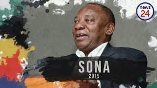 President Cyril Ramaphosa delivers his second State of the Nation Address in Cape Town.  Join News24 for live analysis and coverage from Parliament.