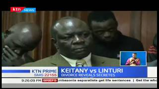 COURT ROUNDUP: Keitany vs Linturi, Reuben Ndolo released, Senator Mwaura's wife fined