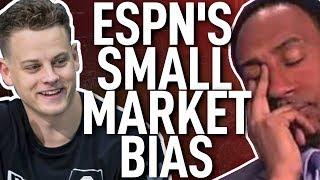 ESPNs Small Market Bias EXPOSED! (In Defense Of The Cincinnati Bengals)