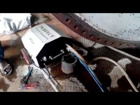 Condenser Tube Cleaning