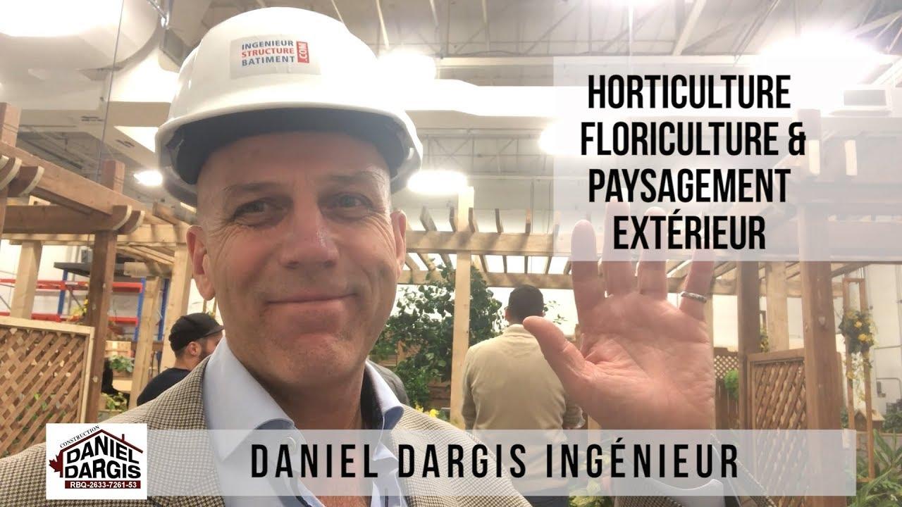 Paysagement Horticulture Floriculture École des Métiers Montréal - Construction Daniel Dargis Inc