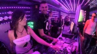 Dennis Smile & Candelitta 1 Hour Live MINIMAL   TECHNO   (G   Club Plovdiv)