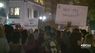 Oakland Businesses, Police Prepare For Anti-Trump Protests