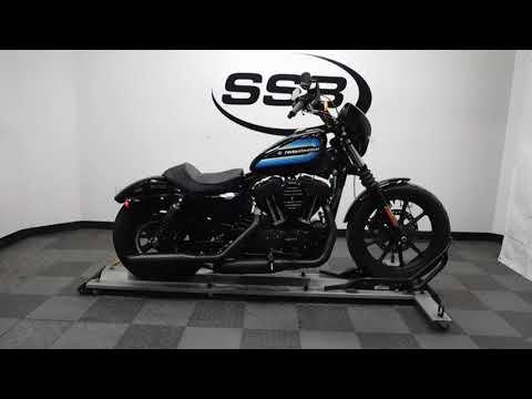 2018 Harley-Davidson Iron 1200™ in Eden Prairie, Minnesota - Video 1