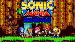 sonic mania android apk v8 download - मुफ्त ऑनलाइन