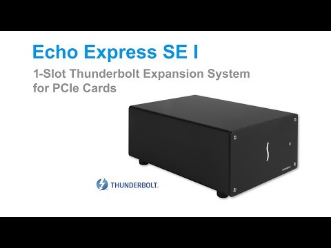 Echo Express SE I Quick Product Overview