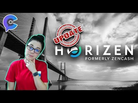 ❗️Update❗️-  Horizen/ZenCash | DAO Treasury, Super Nodes & Brand Refresh 🚀🚀