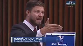 Requião Filho cobra assinaturas para PEC que direciona recursos do FPE somente ao Poder Executivo