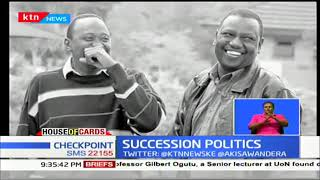 Succession Politics : BBI likely to alter Uhuru\'s succession | HOUSE OF CARDS