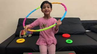How To Use Hula Hoop For Kids