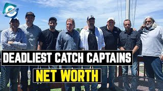 How Rich are the Deadliest Catch Captains? Cast Net Worth 2020