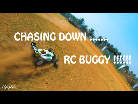 RC CAR FPV CHASE | Adrenaline Rush | FlyingSid