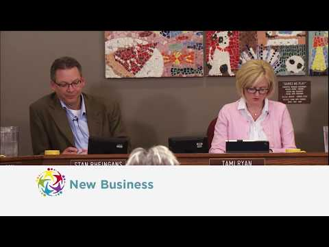 Watch the latest school board meeting