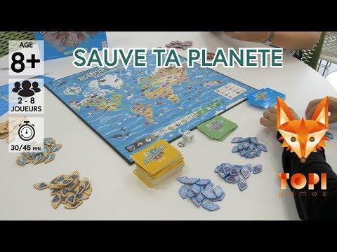 Sauve ta planète