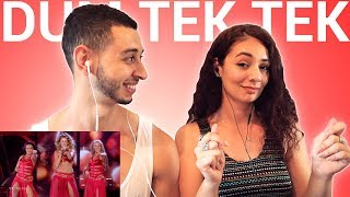 Eurovision Hadise Dum Tek Tek 🇹🇷 Turkish Reaction | Jay & Rengin