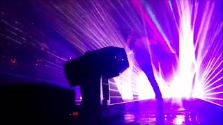 Underworld Live @ Warehouse Project Manchester 02 11 2018