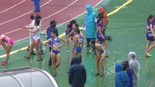 H29 日本選手権リレー 女子4x400mR 決勝