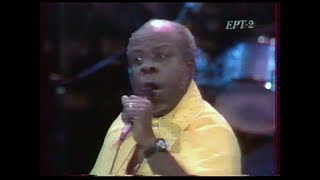 RUFUS THOMAS - (Do the) Push and Pull - live (1970)