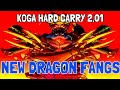 KOGAS NEW CLAWS AND DRAGON FANGS ARE UNBELIEVABLE Paladins 2 01 2019 Koga Gameplay Guide