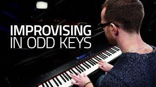 Improvising In Odd Keys - Piano Lesson (Pianote)