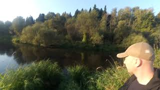Рыбалка шустиково наро фоминский район
