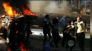 Revolution Erupts in Egypt - Day of Rage (Jan 28, 2011 - CBS)
